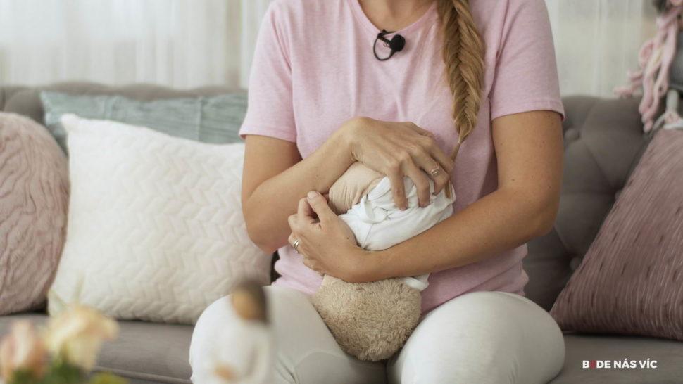 Narození miminka - průběh porodu