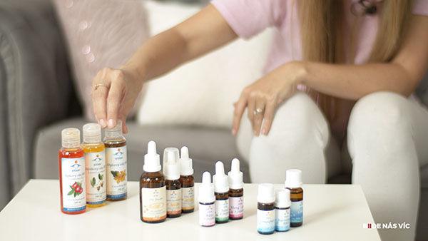 Aromaterapie při porodu